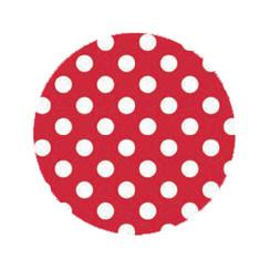 Crimson Dot Dog Leash