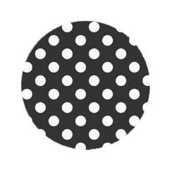Ebony Dot Dog Leash