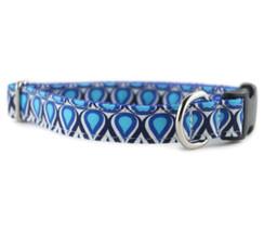 Blue Drop Dog Collar