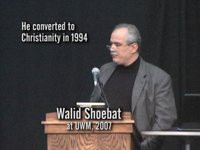 Walid Shoebat Rally