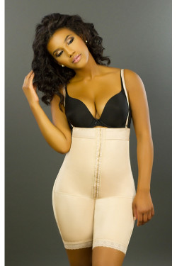 strapless post surgery body shaper