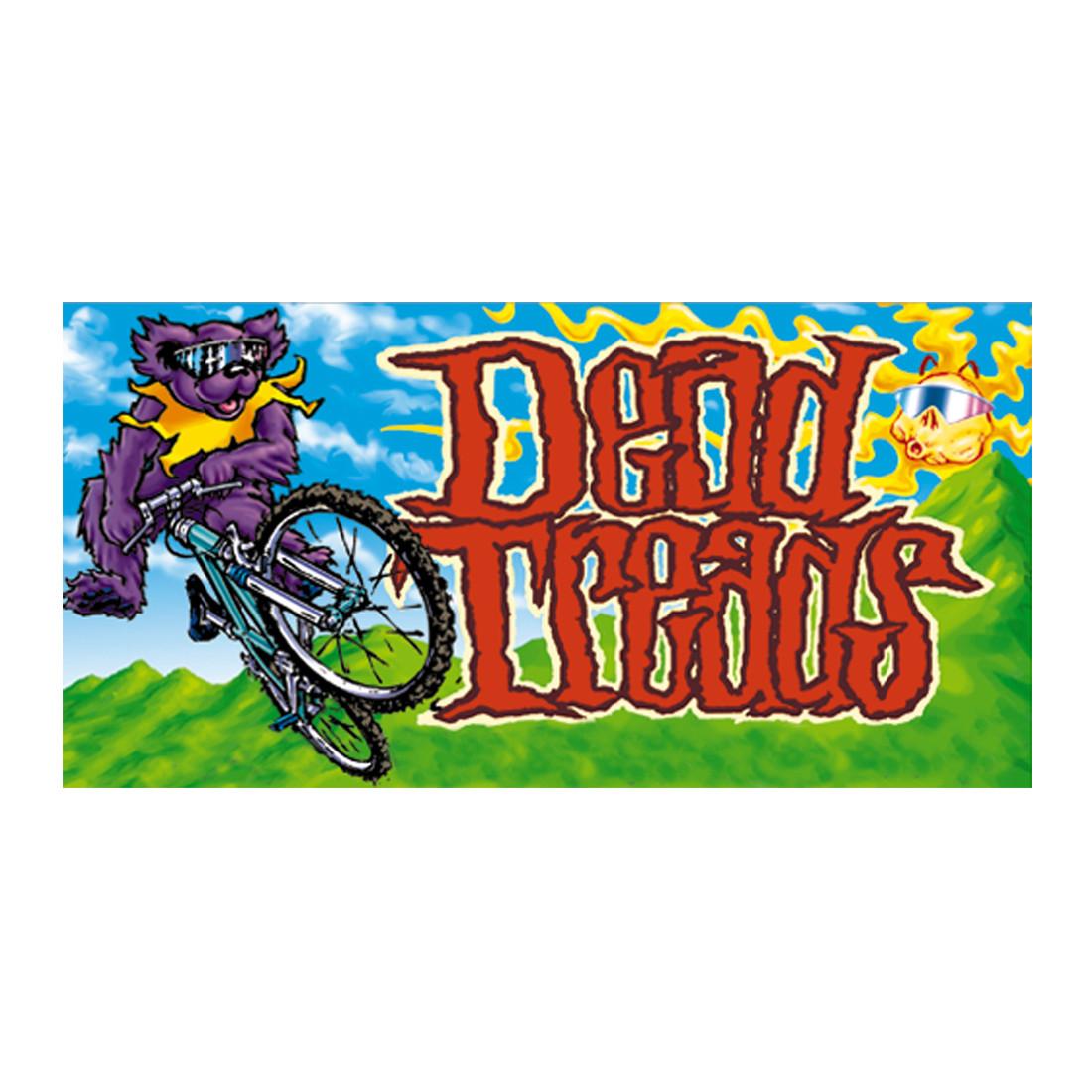 Dead Treads Sticker