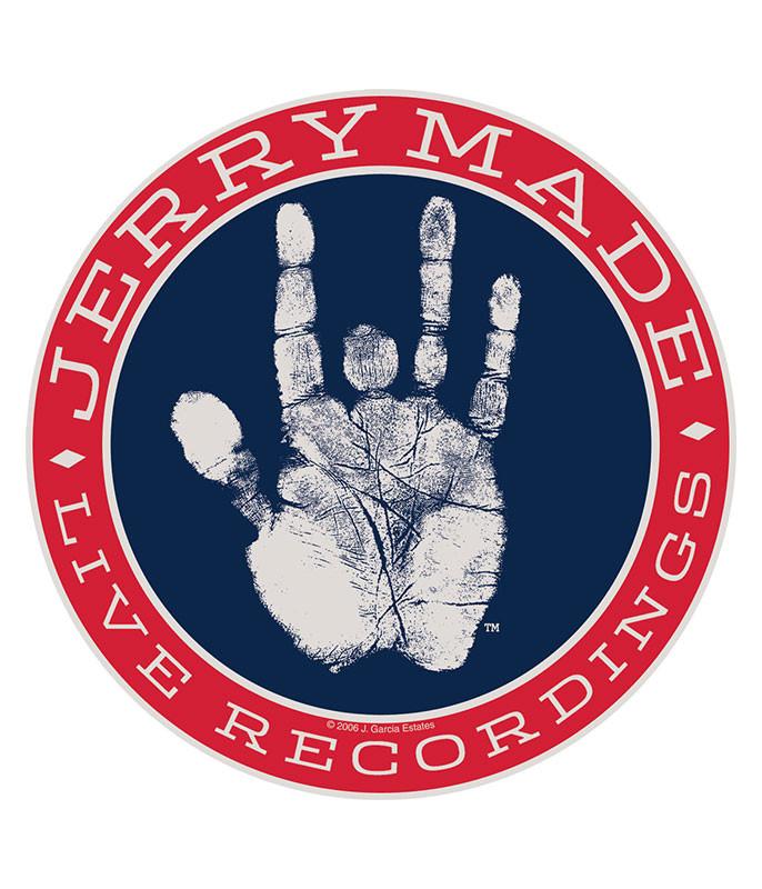 JERRY MADE STICKER
