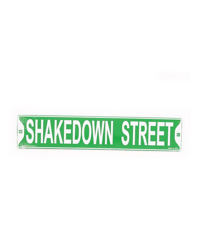 SHAKEDOWN STREET LP SIGN