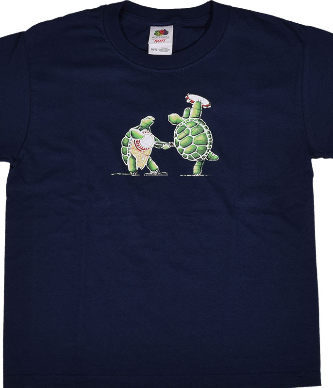 GD TERRAPIN STATION YOUTH NAVY T-SHIRT