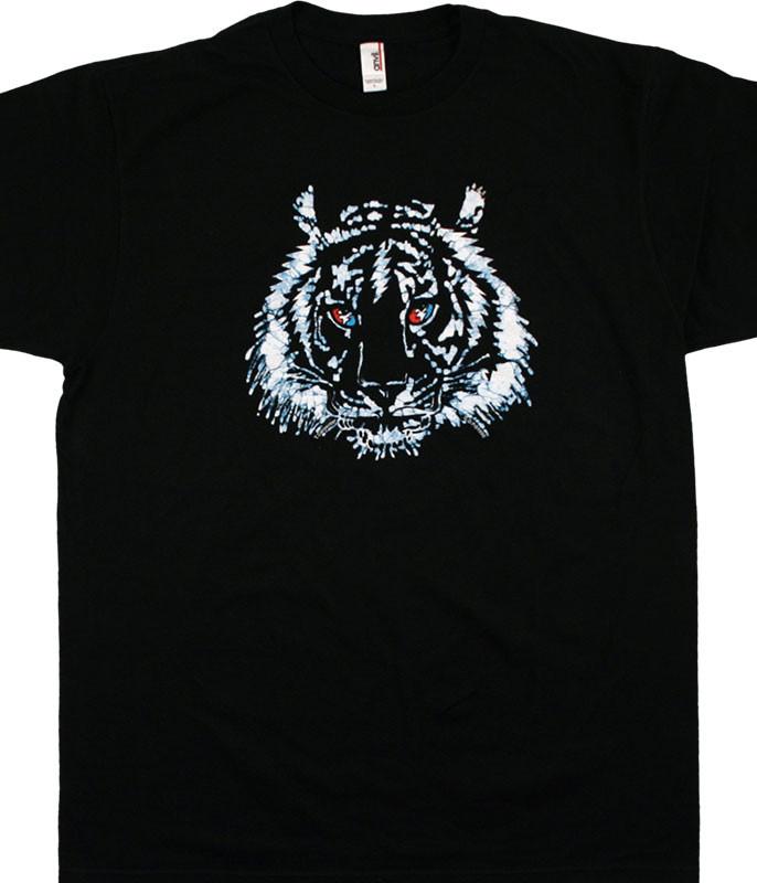 GD TIGER BATIK BOLT BLACK T-SHIRT (RETGDTB)