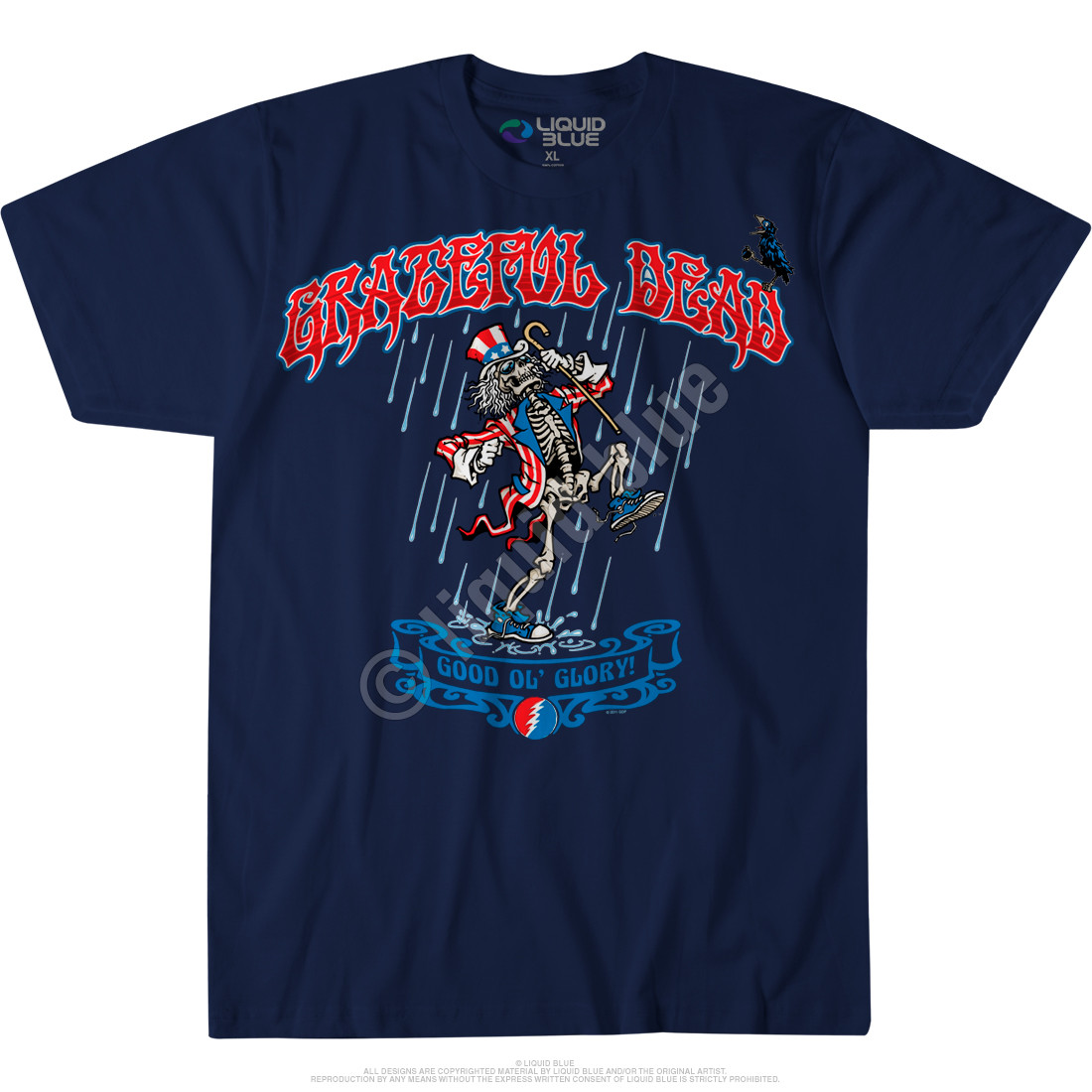 Good 'Ol Glory Custom T-Shirt