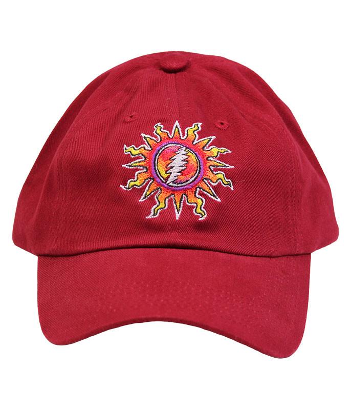 GD SUNSHINE LIGHTNING RED HAT