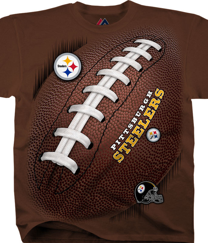 PITTSBURGH STEELERS KICKOFF TIE-DYE T-SHIRT