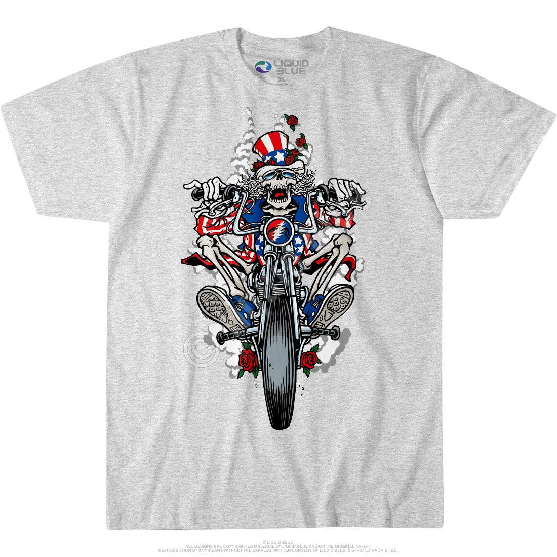 Moto Sam Custom T-Shirt