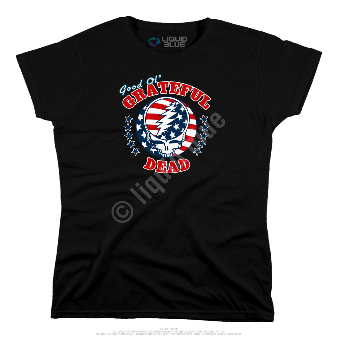 SYF Independence Custom Womens T-Shirt