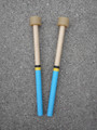 Kakesa Steel Drum Pan Mallets Wood Joystix Gtr./Cello