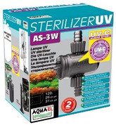 Aquael UV Sterilizer 3watt