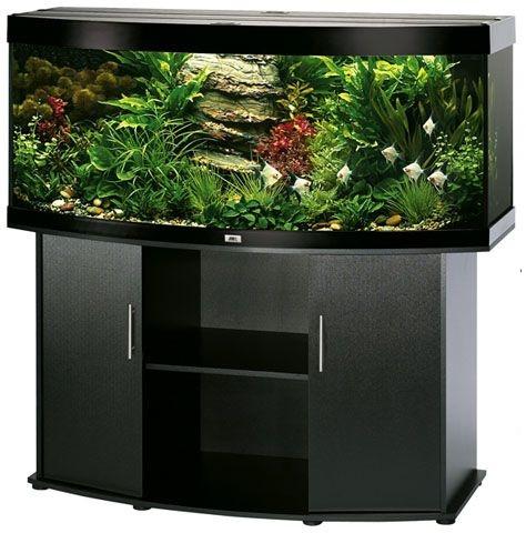 Juwel vision 180b curved glass aquarium and stand sydney for Juwel aquarium