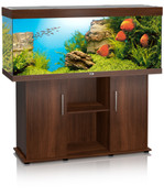 Juwel Rio 400 Aquarium AND STAND Dark Wood