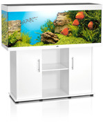 Juwel Rio 400 Aquarium AND STAND White