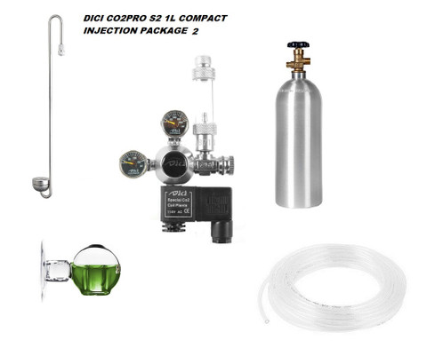 Dici CO2PRO S2 1L Compact Injection Package 2