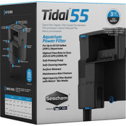 SEACHEM - TIDAL 55 HOB POWER FILTER (UP TO 55 GAL)