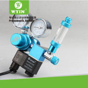 WYIN PROFESSIONAL TWO STAGE CO2 REGULATOR
