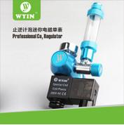 WYIN – COMPACT SINGLE GAUGE CO2 REGULATOR