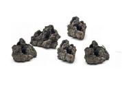 Unzan Stone SS w/out Pores (5 Pieces)