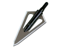 "Stinger 125 grain 2 blade broadhead 2 3/16"" X  1 1/8"" (3-pack)"
