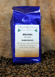 Rwanda - Fair Trade - Distinct coffees in Rwanda exhibit sweet citrus and chocolate tones, jasmine and floral aromatics, fruit and nut highlights, and smooth and creamy finishes.