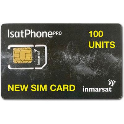 100 Units New SIM Card