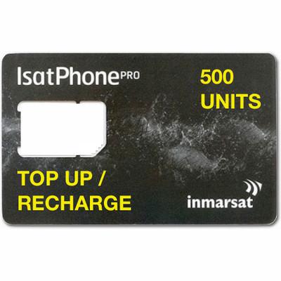 500 Units Prepaid Airtime