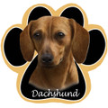 Red Dachshund Mousepad
