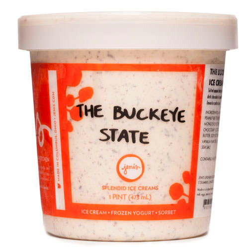 The Buckeye State - Jeni's Splendid Ice Creams