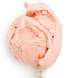Grapefruit Frozen Yogurt - Jeni's Splendid Ice Creams