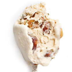Yazoo Sue with Rosemary Bar Nuts - Jeni's Splendid Ice Creams