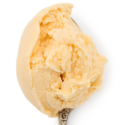 Apricot Frozen Yogurt - Jeni's Splendid Ice Creams