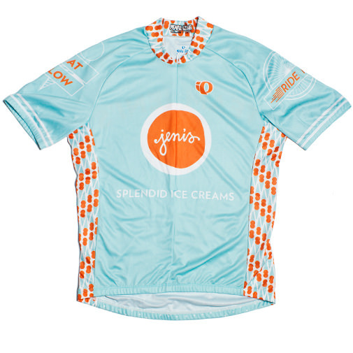 Civilian Team Jeni's Bike Jersey