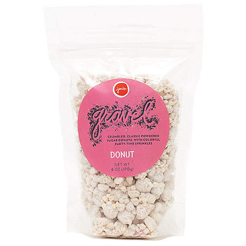 Jeni's Splendid Ice Creams - Donut Gravel