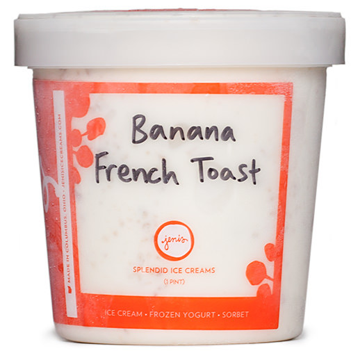 Banana French Toast - Jeni's Splendid Ice Creams