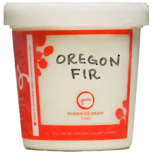 Oregon Fir - Jeni's Splendid Ice Creams