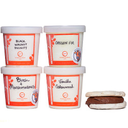 Winter Woods Collection - Jeni's Splendid Ice Creams