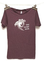 Dairy Heir Shirt - Jeni's Splendid Ice Creams
