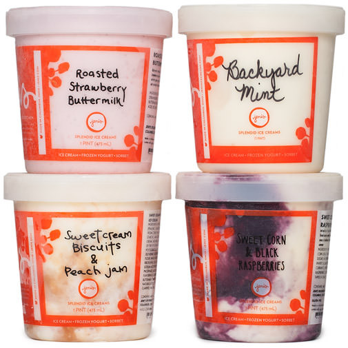Late Summer Harvest Collection - Jeni's Splendid Ice Creams