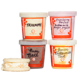 Holiday Ice Creams for the Table Collection - Jeni's Splendid Ice Creams