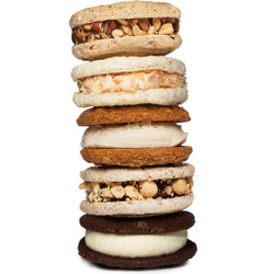 Holiday Ice Cream Sandwich Collection (5-Pack) - Jeni's Splendid Ice Creams