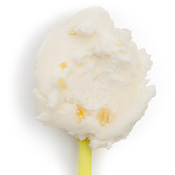 Cadmium Yellow Buttermilk Frozen Yogurt - Jeni's Splendid Ice Creams