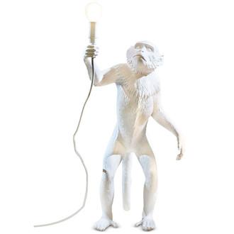 Standing Chimpanzee Lamp