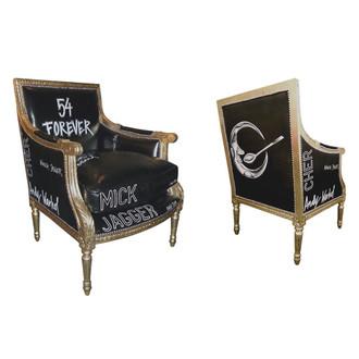 Armchair, Studio 54