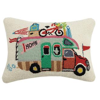 Home Trailer Hook Pillow