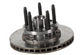 Wheel Hub- Pinto Billet Steel