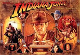 LED Replacement Display for Indiana Jones  Pinball Machine