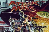 LED Replacement Display for Attack from Mars Pinball Machine